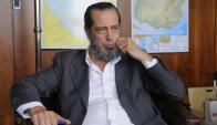 Presidente de ANP, Alberto Díaz. FOTO: Archivo El País