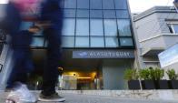 Alas Uruguay comenzó a operar gracias a un préstamo del Fondes. Foto: F. Ponzetto