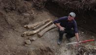 El equipo de Humanidades fue el que encontró los restos de Julio Castro.  Foto: A. Colmegna