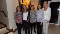Mercedes Alegresa, María Noel Achard, Socoroo Donamari de Piñeyrúa, María José Regueiro, Nadine Willans.