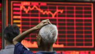 Bolsas asiáticas. Foto: Reuters