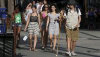 Miami es una de las ciudades de Estados Unidos donde se habla más en español. Foto: Reuters.
