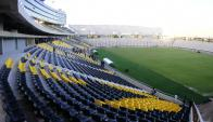 El estadio Campeón del Siglo, listo para su inauguración (Foto: Marcelo Bonjour)