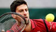 Djokovic otra vez acaricia su meta más soñada. Foto EFE