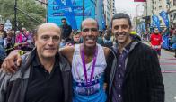 Maratón de Montevideo: el resultado de la carrera fue invalidado. Foto: @MONTEVIDEOIM