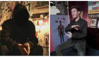 ¿Banksy y Robert Del Naja son la misma persona?