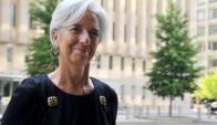 Christine Lagarde Exhorta a sus congéneres. Foto: AFP / Archivo