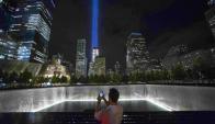 A 15 años del atentado contra las Torres Gemelas en Nueva York. Foto: Reuters