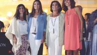 Carolina y Florencia Arrosa,Margara Shae, Ines Arrosa