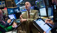 Mercados repuntaron por precio del crudo y buenos datos de EE.UU. Foto: AFP