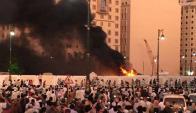 Gobierno iraquí prometió aumentar castigos y esfuerzos contra el terrorismo. Foto: Reuters