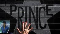 Prince murió el jueves pasado a los 57 años. Foto: AFP