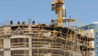 La construcción pasa por un período de baja actividad. Foto: R.Figueredo.
