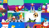 Santa Tracker de Google.