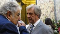 El sector del senador Mujica busca mejorar el diálogo con Vázquez. Foto: archivo El País