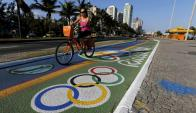 Río se vistió de fiesta, pero no ganará nada. Foto: Reuters