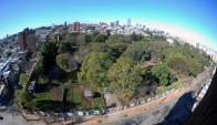 Villa Dolores tiene 7 hectáreas, Intendencia quiere hacer veredas más amplias. Foto. F. Ponzetto