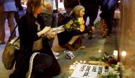 Una noche de terror en las calles de París. Foto: Reuters