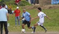 Amistoso: Punta Rieles jugará otra vez de celeste. Foto: archivo El País