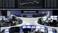 Bolsa de Alemania. Foto: Reuters