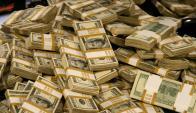 En febrero se negociaron US$ 519, millones a través de Bevsa. Foto: Archivo