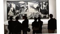 """""""Piedad y terror en Picasso: el camino a Guernica"""". Foto: La Nación / GDA"""