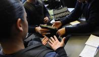 Tres uniformados fueron a prisión este año por cometer un homicidio. Foto: archivo El País