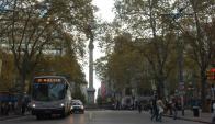 Avenida 18 de Julio Foto: Archivo El País