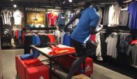 Adidas invirtió US$ 100 mil en nuevo punto de venta.