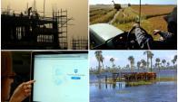 Construcción, agro, tecnología y cambio climático