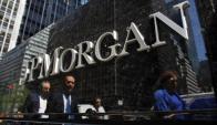 Sede del JP Morgan. Foto: Reuters