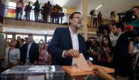 Mariano Rajoy. Foto: AFP