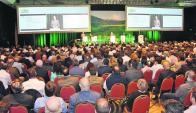 Mas de 800 participantes en el Congreso Mundial de Carnes. Foto: archivo El País