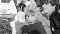 Montevideo Rock 1986. Foto: Colección Carusso/ Archivo El País