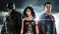 Batman (Affleck), Mujer Maravilla (Gadot) y Superman (Cavill). Foto: Difusión