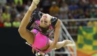 Margarita Mamun. Foto: Reuters