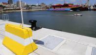 Muelle: el nuevo C genera disputas. Foto: archivo El País