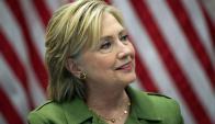 Hillary Rodham Clinton. Foto: AFP