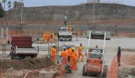 La obras prevén que comiencen una vez terminada la feria de la construcción. Foto: A. Colmegna