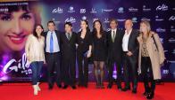 Patricia Albojer, Alex Malachowski, Danny de la Cruz, Natalia Oreiro, Lorena Muñoz, Edwin Manrique, Edgardo Novick, Solveig Retich.