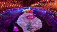 Negocio. La televisación de la competencia olímpica es uno de los puntos fuertes. (Foto: AFP)