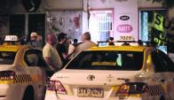 El gremio del taxi volvió a perder un trabajador, asesinado en una rapiña.