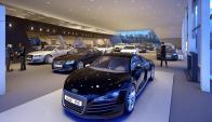 Audi Zentrum. Exhibirá hasta 17 unidades nuevas y 14 usadas certificadas. (Foto: Gentileza Audi)