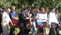 El sepelio de Santiago Vázquez fue registrado por Infama