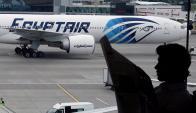 Un avión de Egyptair tuvo que realizar un aterrizaje de emergencia debido a una amenaza de bomba. Foto: Reuters.