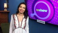 Adriana Da Silva en Tv Show.