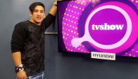 Yao Cabrera en Tv Show.