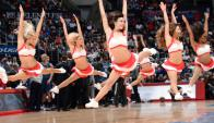 L.A. Clippers Dance Squad