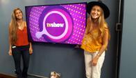 Loli Álvarez  y Sofi Symonds de Ohana en El País.Tv.