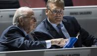 Jerome Valcke era investigado por el Comité de Ética de la FIFA. Foto: EFE